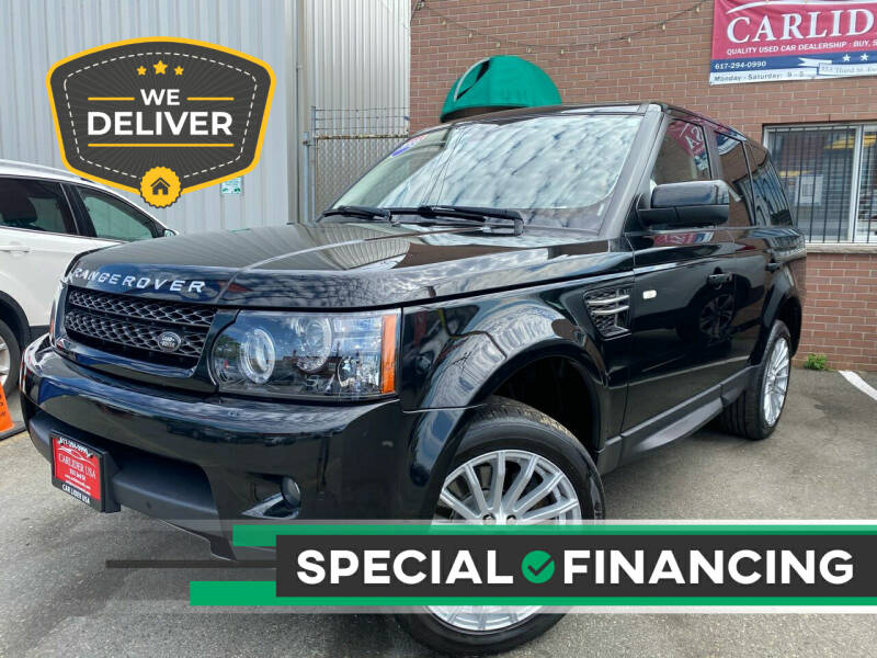 2013 Land Rover Range Rover Sport for sale at Carlider USA in Everett MA