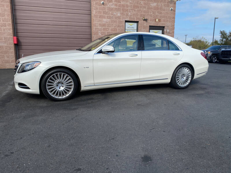 2015 Mercedes-Benz S-Class for sale at CarNu  Sales in Warminster PA