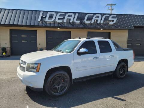 2008 Chevrolet Avalanche for sale at I-Deal Cars in Harrisburg PA