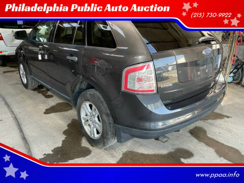 2007 Ford Edge for sale at Philadelphia Public Auto Auction in Philadelphia PA