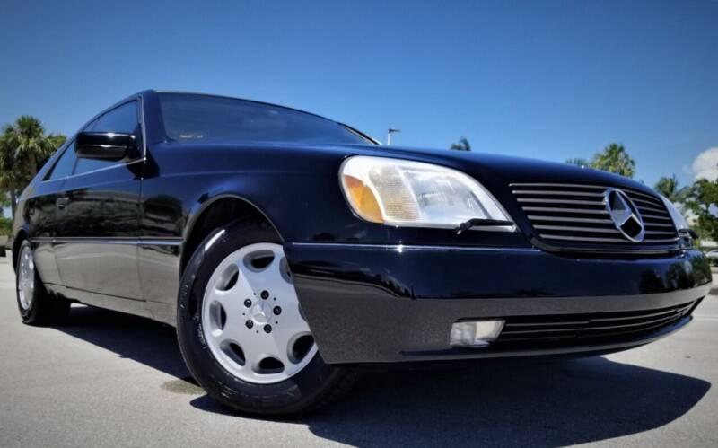 1996 Mercedes-Benz S-Class for sale at Progressive Motors in Pompano Beach FL