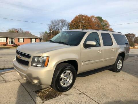 2007 Chevrolet Suburban for sale at E Motors LLC in Anderson SC