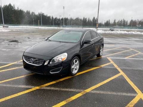 2013 Volvo S60 for sale at Apex Motors Parkland in Tacoma WA