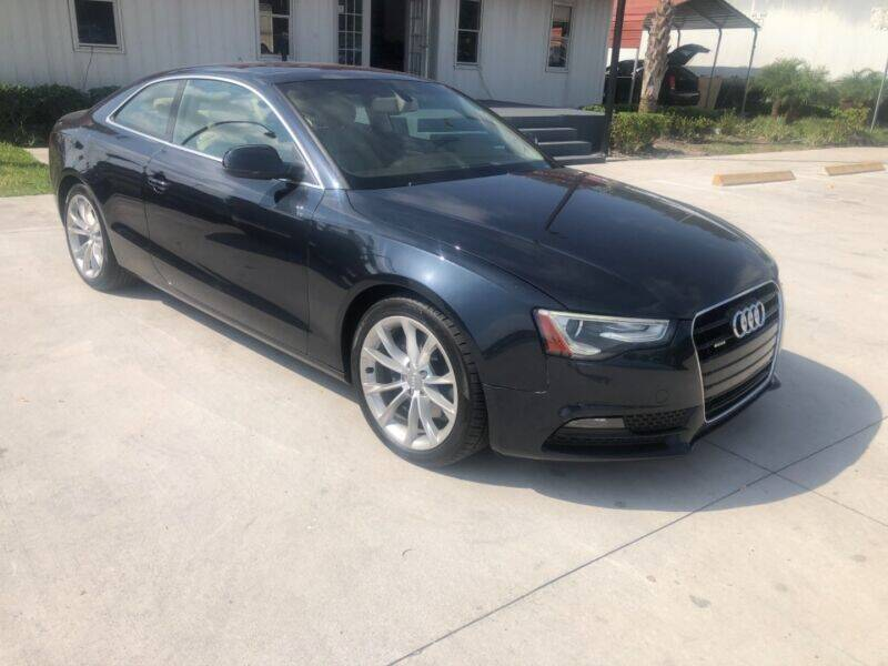 2013 Audi A5 for sale at Empire Automotive Group Inc. in Orlando FL