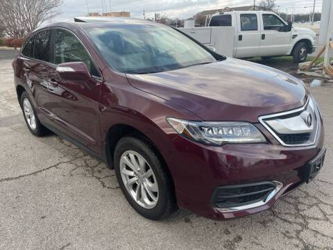 2018 Acura RDX for sale at Austin Direct Auto Sales in Austin TX