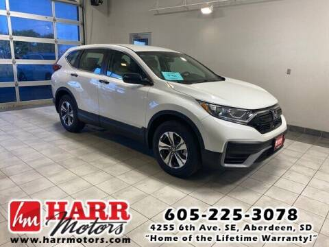 2020 Honda CR-V for sale at Harr's Redfield Ford in Redfield SD