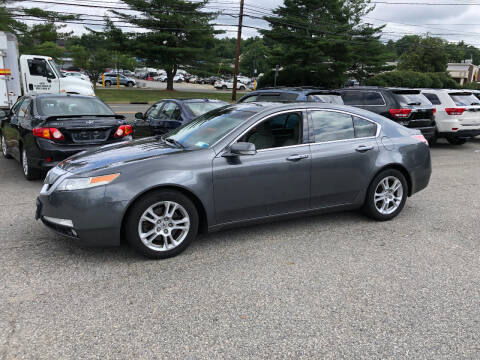2010 Acura TL for sale at Matrone and Son Auto in Tallman NY