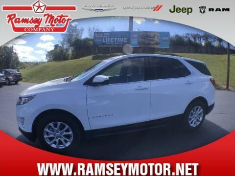 2020 Chevrolet Equinox for sale at RAMSEY MOTOR CO in Harrison AR