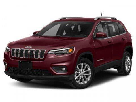 2020 Jeep Cherokee for sale at BEAMAN TOYOTA in Nashville TN