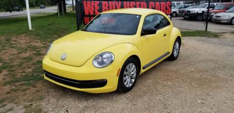 2015 Volkswagen Beetle for sale at STX Auto Group in San Antonio TX