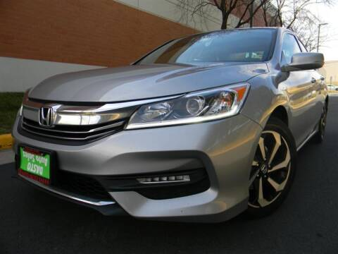 2016 Honda Accord for sale at Dasto Auto Sales in Manassas VA