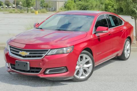 2015 Chevrolet Impala for sale at Cannon and Graves Auto Sales in Newberry SC