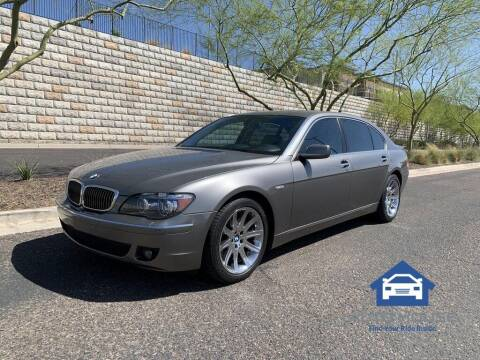 2006 BMW 7 Series for sale at AUTO HOUSE TEMPE in Tempe AZ