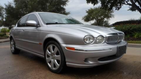 2005 Jaguar X-Type for sale at Exhibit Sport Motors in Houston TX