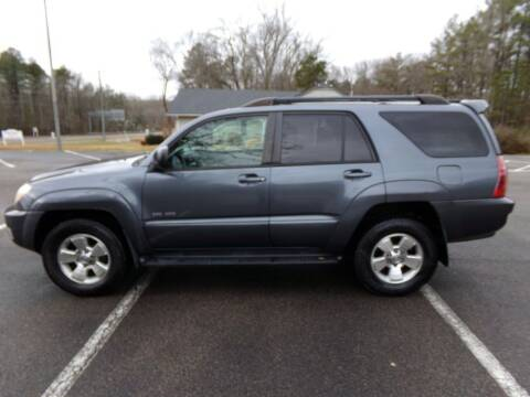 2004 Toyota 4Runner for sale at West End Auto Sales LLC in Richmond VA