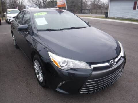 2015 Toyota Camry for sale at Rob Co Automotive LLC in Springfield TN