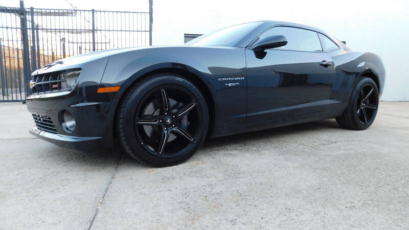 2012 Chevrolet Camaro for sale at Action Automotive Service LLC in Hudson NY