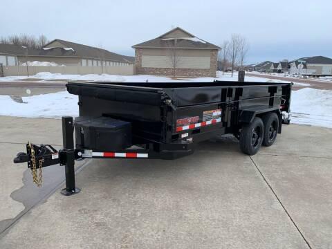 2021 Midsota HV-16 Dump Box #2471 for sale at Prairie Wind Trailers, LLC in Harrisburg SD