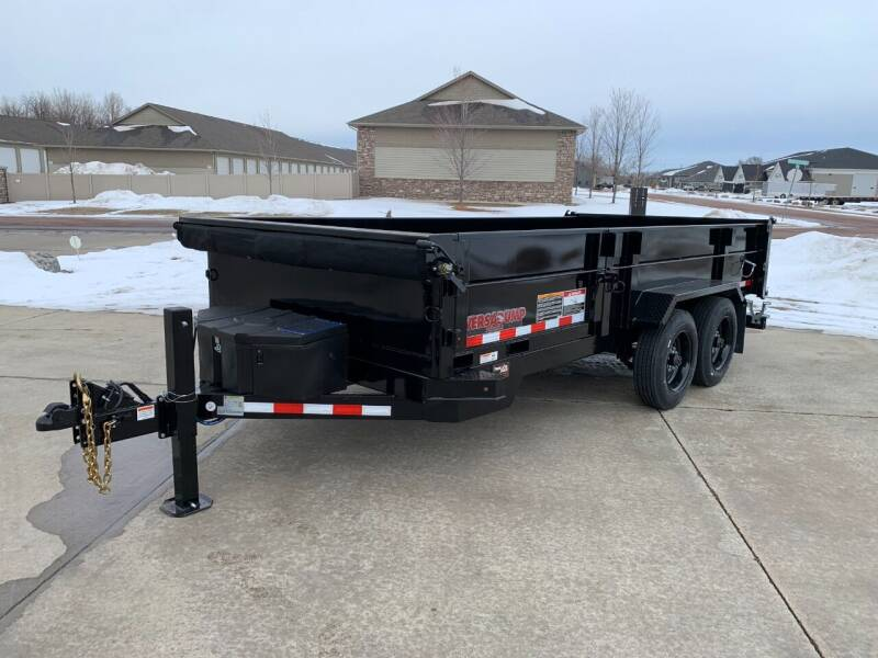2021 Midsota HV-16 Dump Box #2471 for sale at Prairie Wind Trailers, LLC in Harrisburg SD