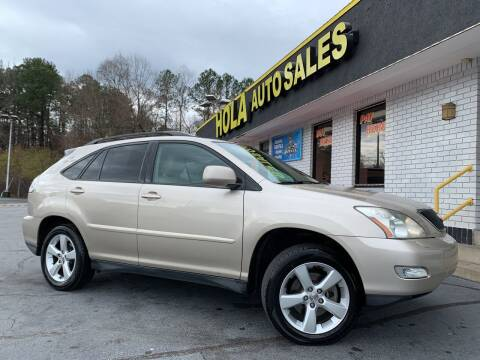 2006 Lexus RX 330 for sale at HOLA AUTO SALES CHAMBLEE- BUY HERE PAY HERE - in Atlanta GA
