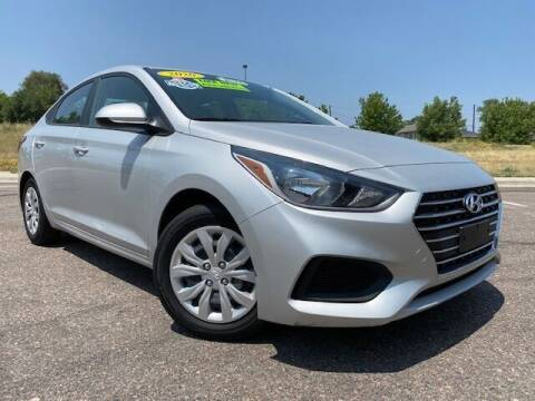 2020 Hyundai Accent for sale at UNITED Automotive in Denver CO