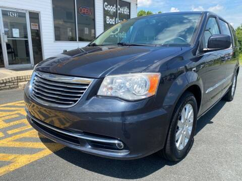 2014 Chrysler Town and Country for sale at Auto America - Monroe in Monroe NC
