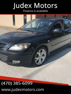 2008 Mazda MAZDA3 for sale at Judex Motors in Loganville GA