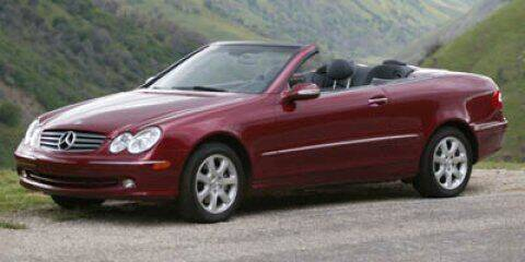 2005 Mercedes-Benz CLK for sale at Auto Finance of Raleigh in Raleigh NC