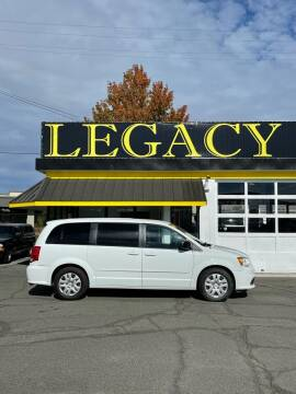 2016 Dodge Grand Caravan for sale at Legacy Auto Sales in Toppenish WA