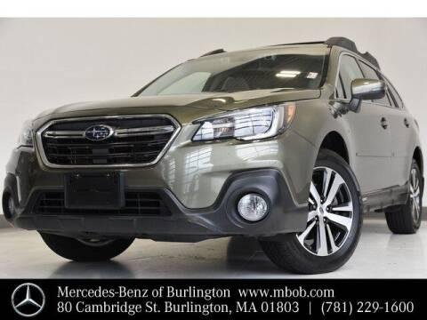 2019 Subaru Outback for sale at Mercedes Benz of Burlington in Burlington MA