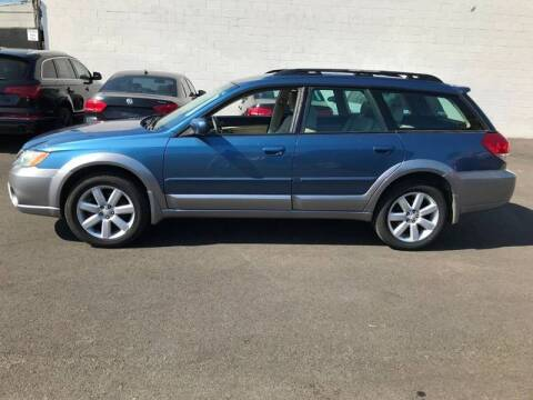 2008 Subaru Outback for sale at Shoppe Auto Plus in Westminster CA