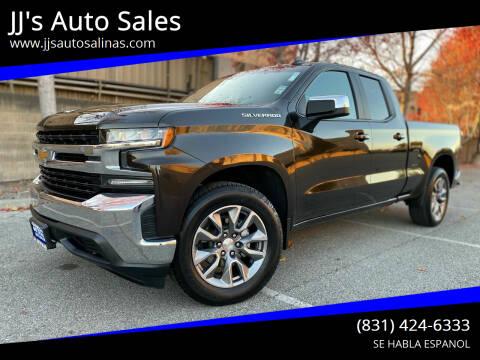 2020 Chevrolet Silverado 1500 for sale at JJ's Auto Sales in Salinas CA