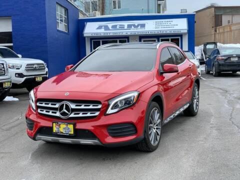 2019 Mercedes-Benz GLA for sale at AGM AUTO SALES in Malden MA