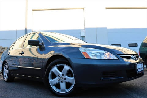 2006 Honda Accord for sale at Chantilly Auto Sales in Chantilly VA