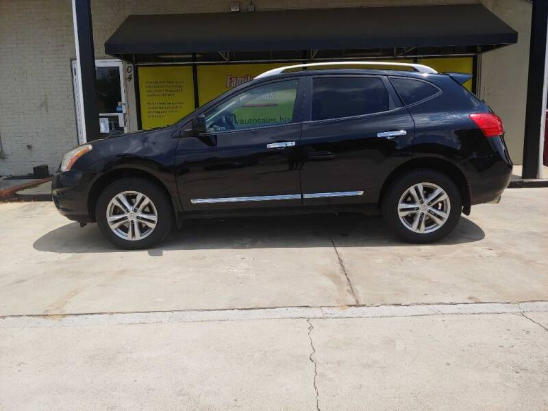2013 Nissan Rogue for sale at Family Auto Sales of Johnson City in Johnson City TN
