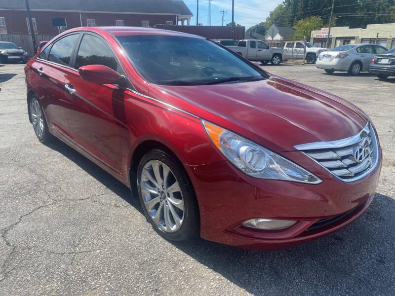 2012 Hyundai Sonata for sale at Allen's Auto Sales LLC in Greenville SC