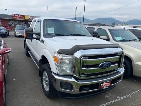2013 Ford F-350 Super Duty for sale at Pro Motors in Roseburg OR