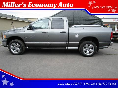 2005 Dodge Ram Pickup 1500 for sale at Miller's Economy Auto in Redmond OR