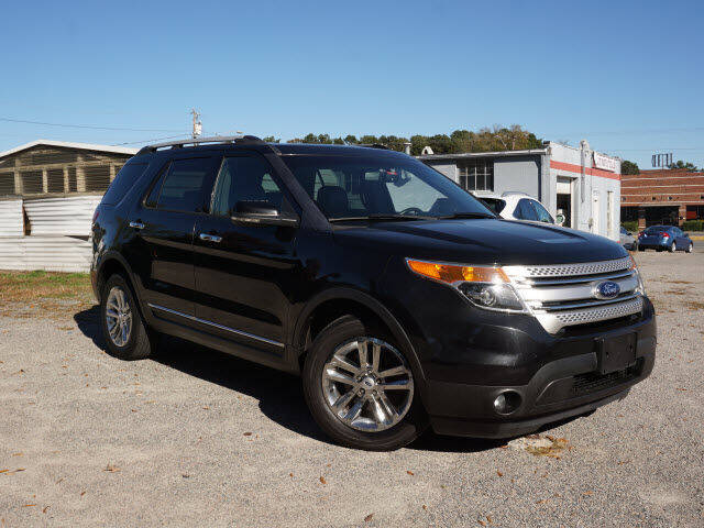 2013 Ford Explorer for sale at Auto Mart in Kannapolis NC