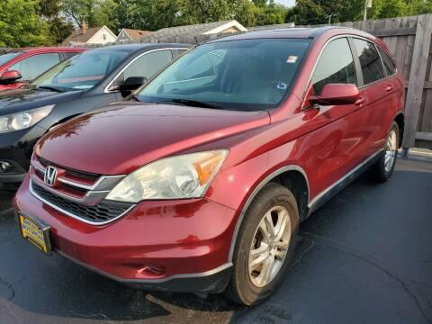 2010 Honda CR-V for sale at Appleton Motorcars Sales & Service in Appleton WI