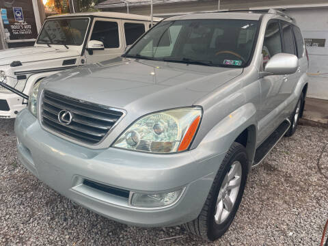 2004 Lexus GX 470 for sale at Trocci's Auto Sales in West Pittsburg PA