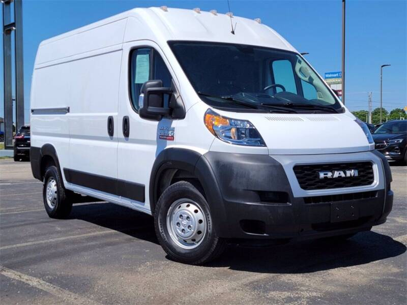 2020 RAM ProMaster Cargo for sale in Lancaster, OH