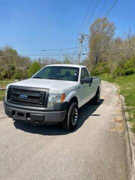 2013 Ford F-150 for sale at Dependable Motors in Lenoir City TN