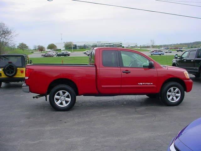 2008 Nissan Titan for sale at Westview Motors in Hillsboro OH