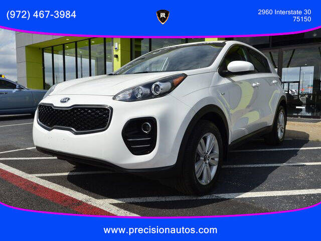 2017 Kia Sportage for sale in Irving, TX