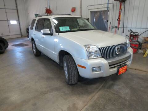 2006 Mercury Mountaineer for sale at Grey Goose Motors in Pierre SD