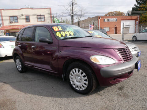 2002 Chrysler PT Cruiser for sale at MICHAEL ANTHONY AUTO SALES in Plainfield NJ