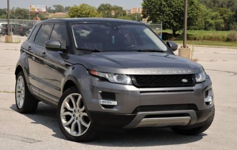 2015 Land Rover Range Rover Evoque for sale at Big O Auto LLC in Omaha NE