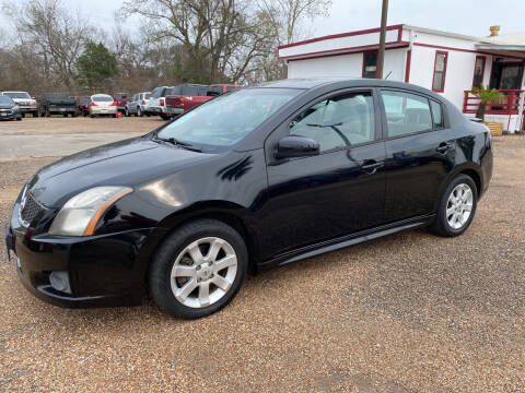 2010 Nissan Sentra for sale at M & M Motors in Angleton TX