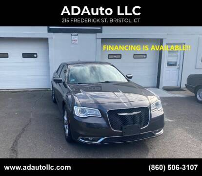 2016 Chrysler 300 for sale at ADAuto LLC in Bristol CT